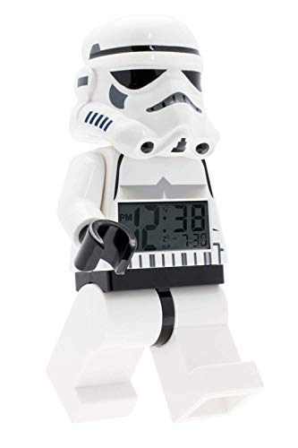 LEGO® Wecker Star Wars – Stormtrooper