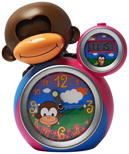 Vital Innovations UI1002 Baby Zoo Schlaftrainer Affe,...