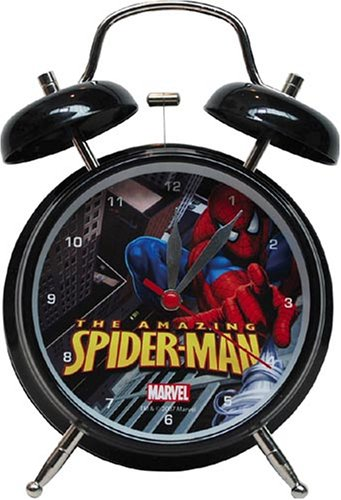 Kinderwecker Spider Man